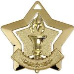 Victory Star Medal 60mm AM716